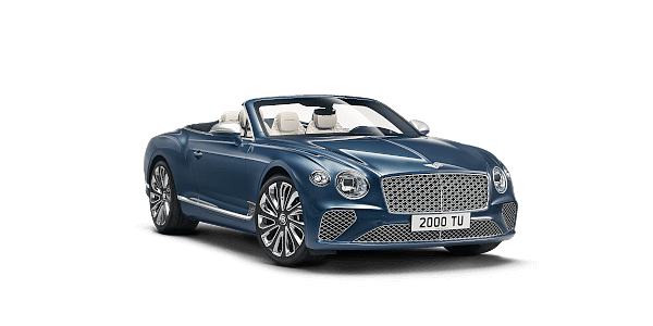Continental GT Mulliner Convertible