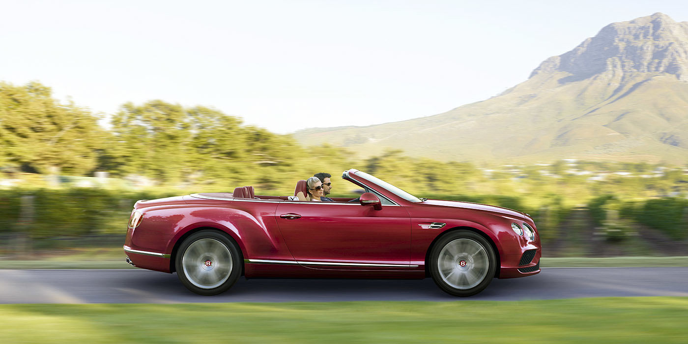 Bentley Continental Gt V8 Convertible Used Cars For Sale Dubai