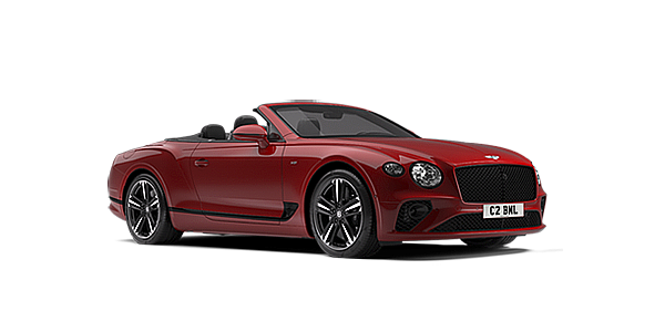 New Continental GT V8 Convertible