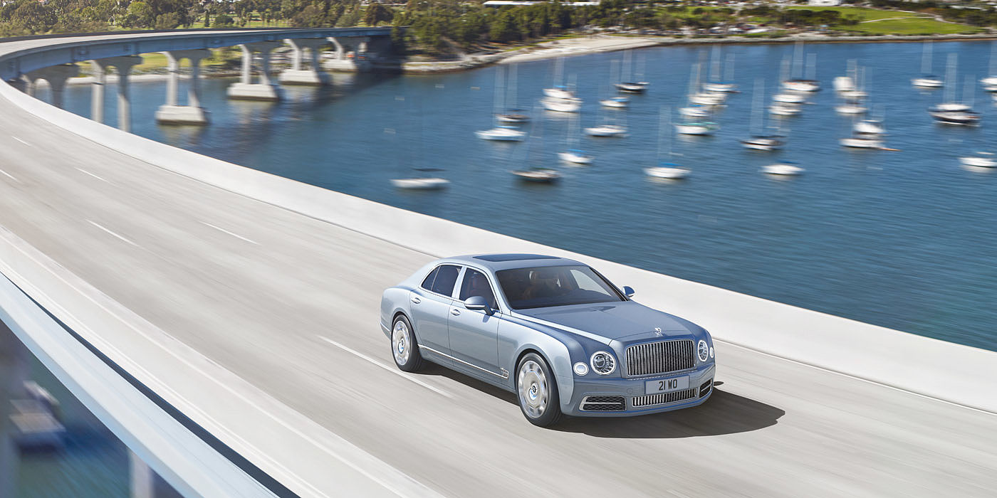 Bentley Mulsanne Used Cars For Sale Dubai